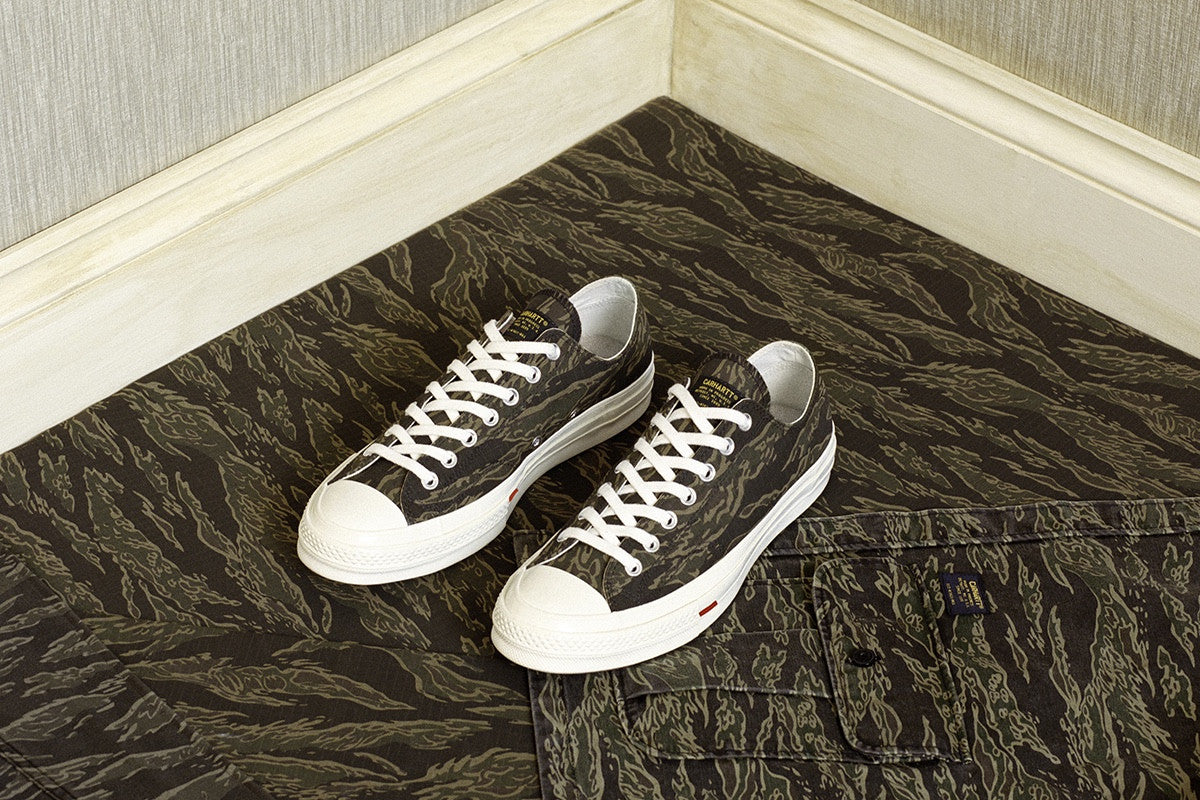 Converse x Carhartt WIP All Star '70s