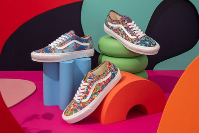VANS MADE WITH LIBERTY FABRICS