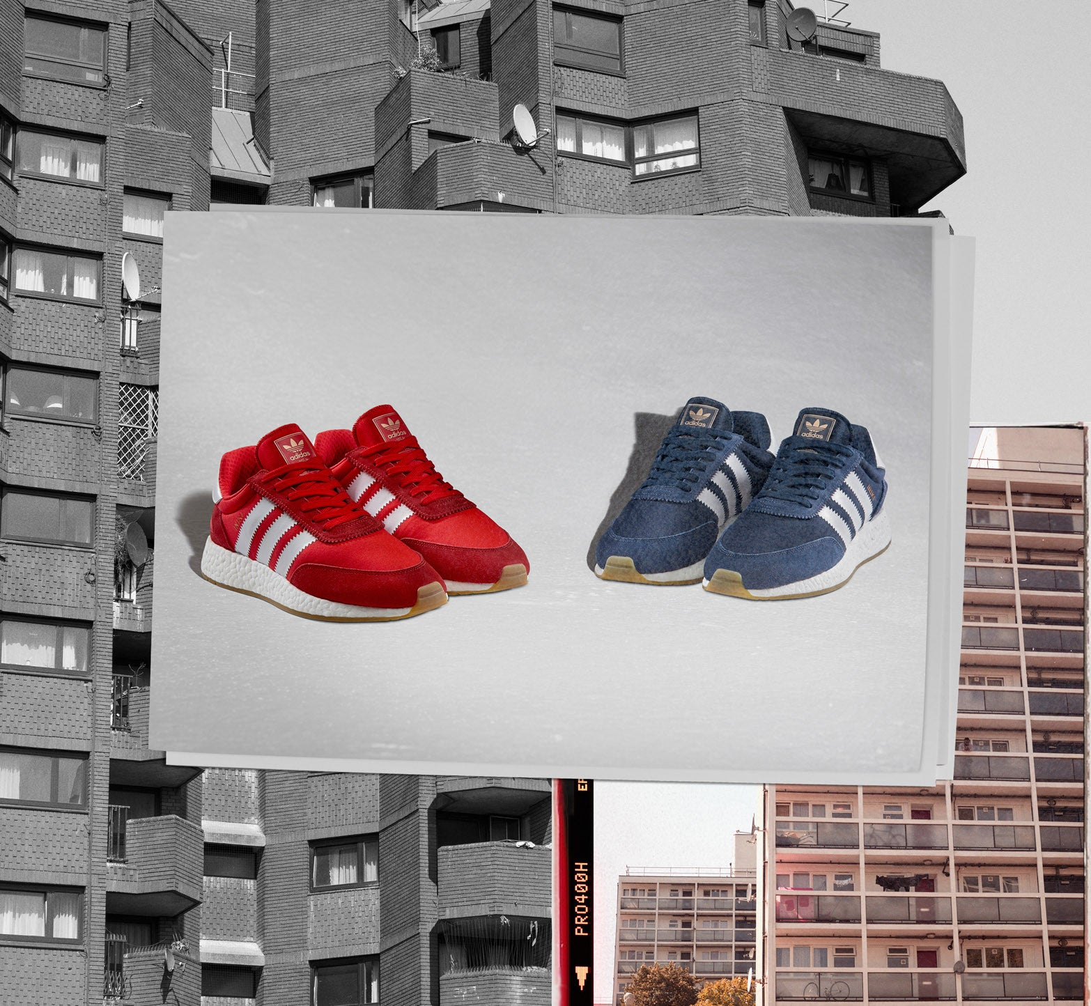 Introducing the Iniki Runner by adidas Originals
