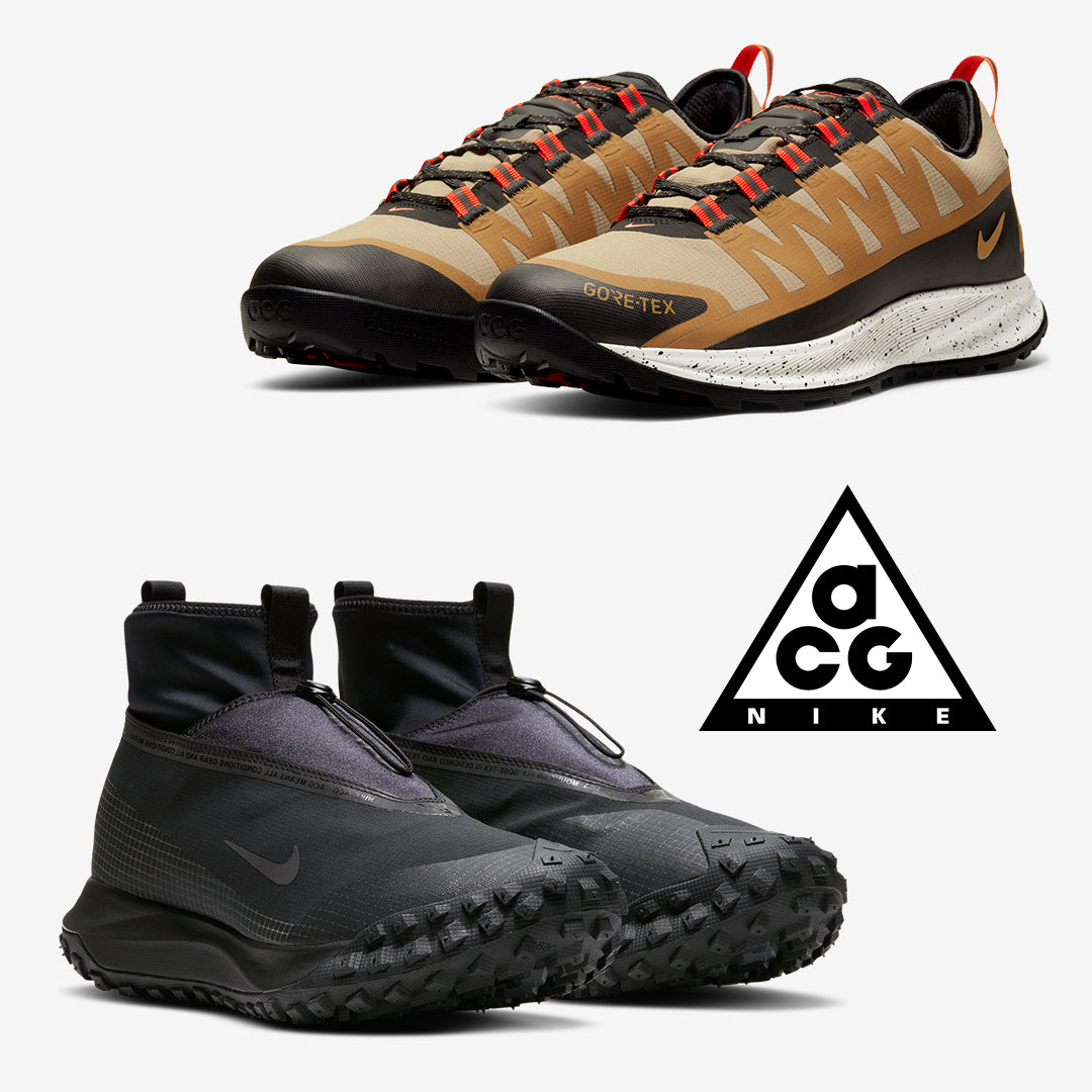 Nike ACG's Newest Holiday Collection - Designed in the Wilderness, for the Wilderness.