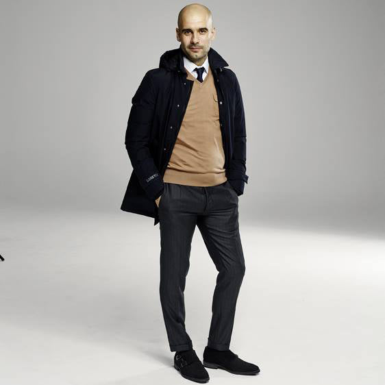 Dress like Pep Guardiola - Herno Laminar now available at OTH-421