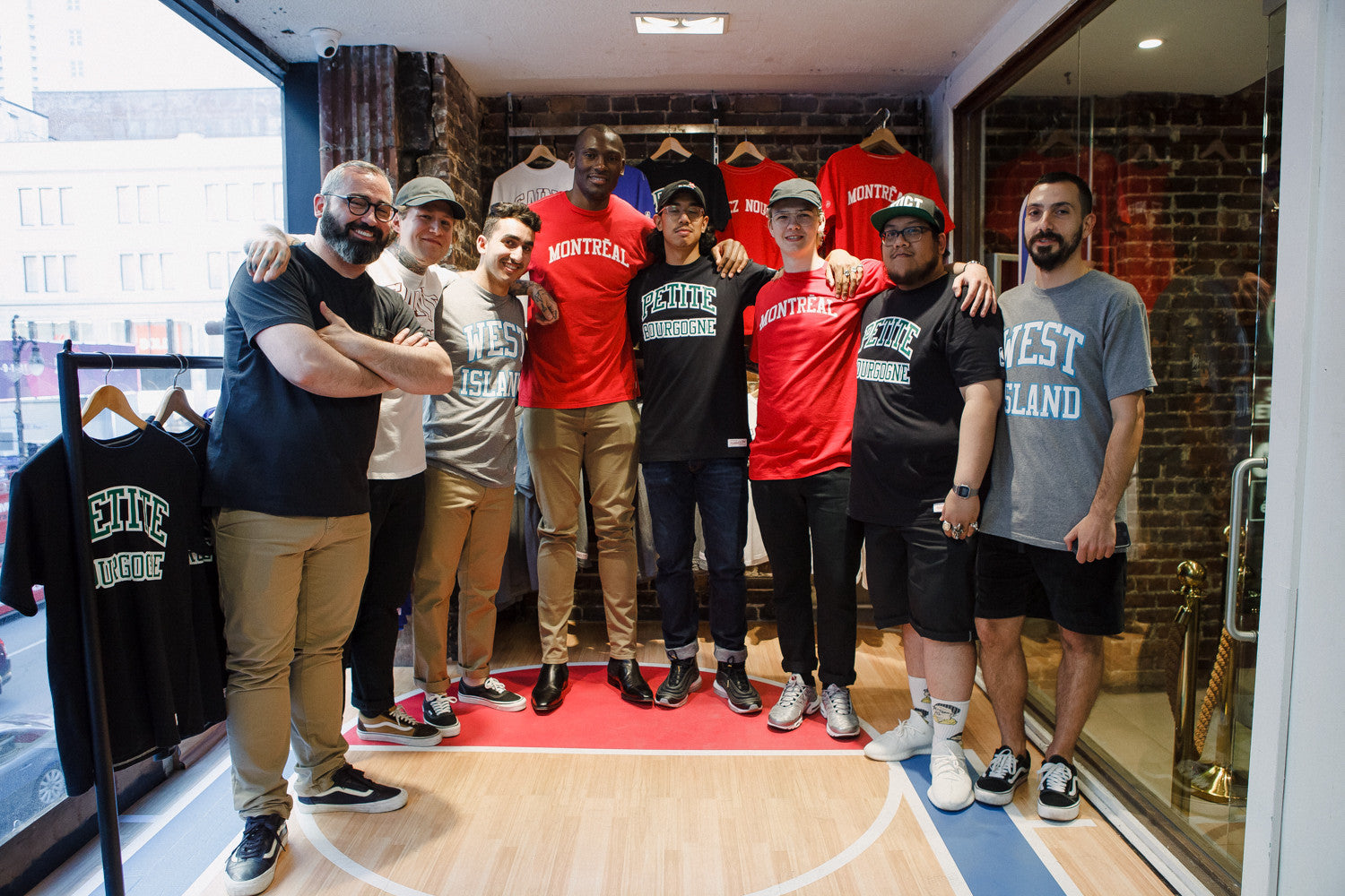 NBA x OTH Launch Recap