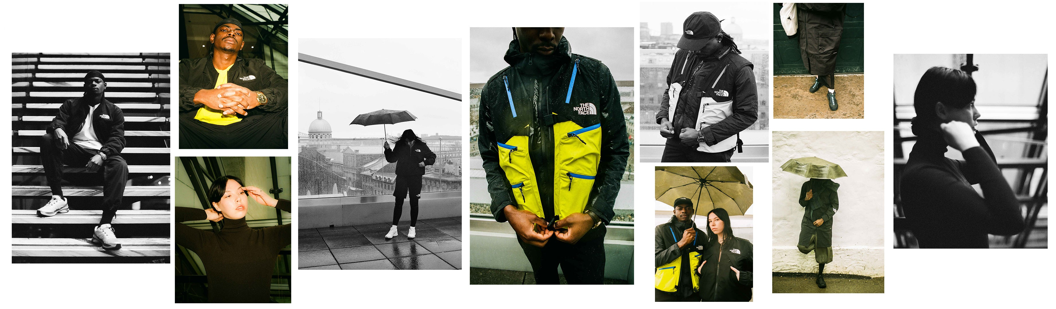 The North Face Black Series Inner-Explorations Lookbook by OTH