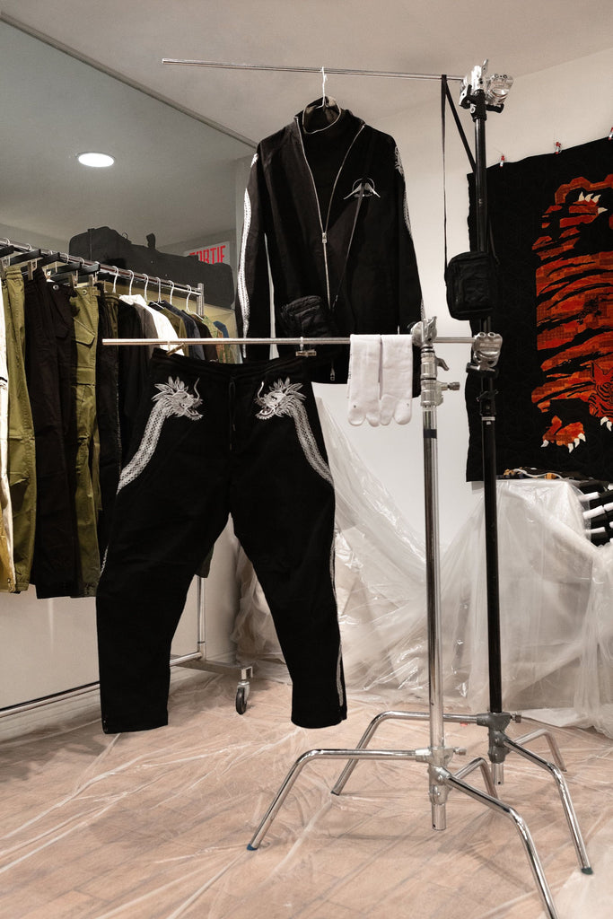 Maharishi Pop Up at OTH-1021