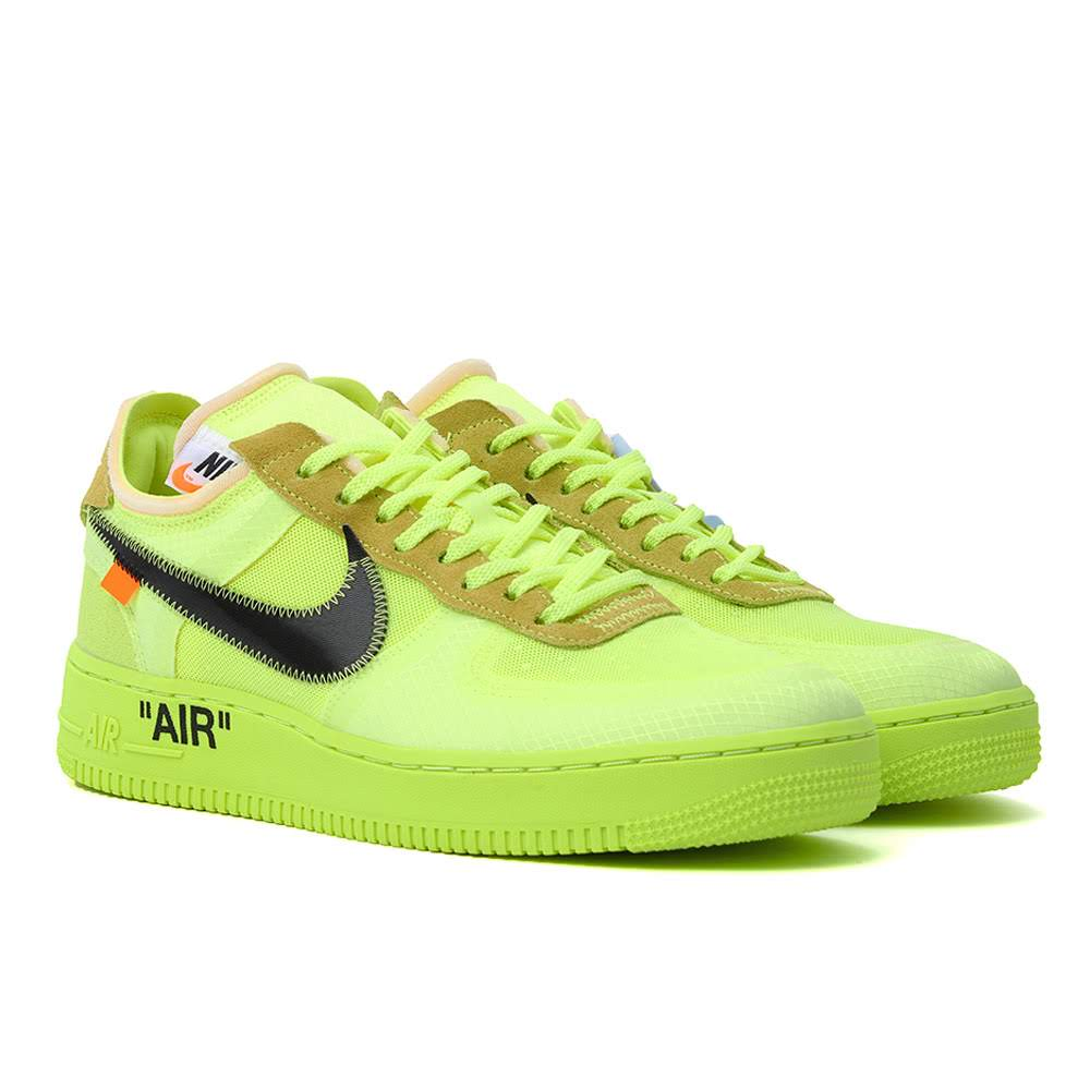 RAFFLE - OFF-WHITE x Nike Air Force 1 Low – Off The Hook