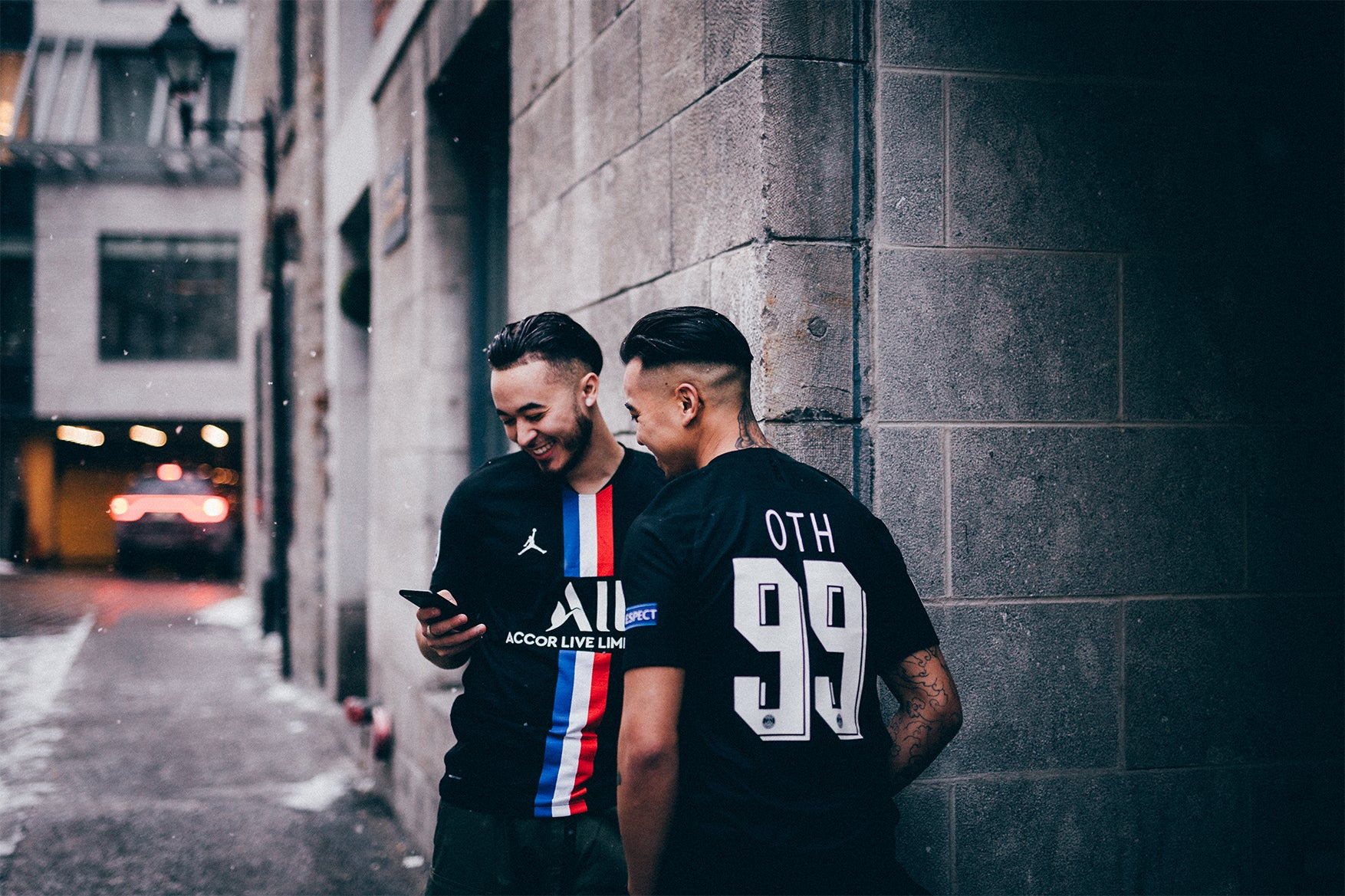 Collaboration Psg X Oth 4e Jersey Psg Fourth Match 19 20 Off The Hook