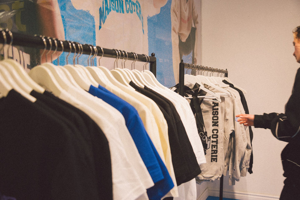 Maison Coterie pop up at OTH-1021