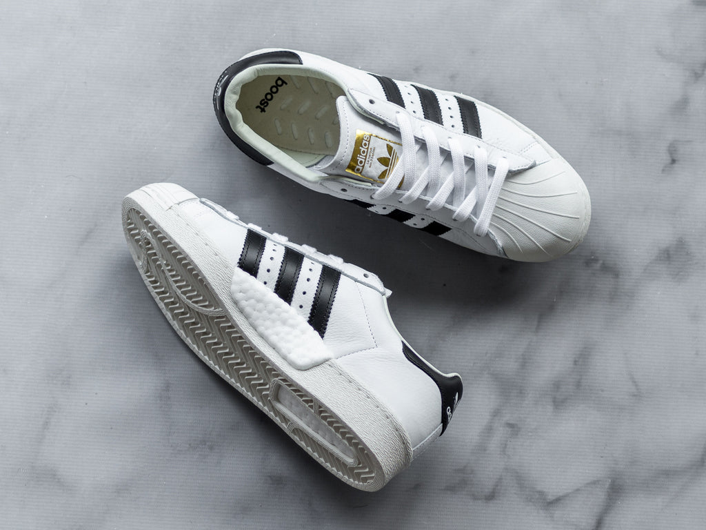adidas Originals SUPERSTAR BOOST Sneakers laag white/core