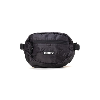 OBEY Commuter Waist Bag - Off The Hook Montreal #color_black