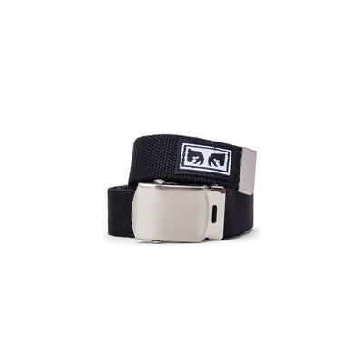 100050026 Big Boy Web Belt - men's - available at off the hook montreal #color_black