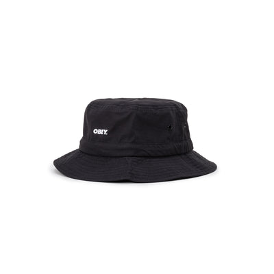 100520049 Bold Jazz Bucket Hat - front - available at off the hook montreal #color_black
