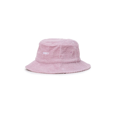 100520051 Bold Cord Bucket Hat - front - available at off the hook montreal #color_dusty-rose