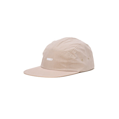 100580285 Crunchy Camp Hat - front - available at off the hook montreal #color_tan
