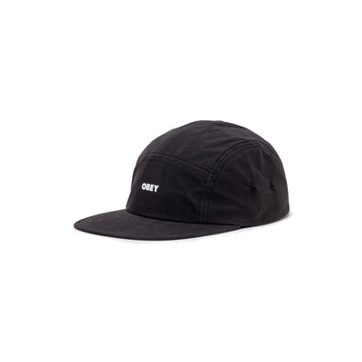 100580285 Crunchy Camp Hat - front - available at off the hook montreal #color_black