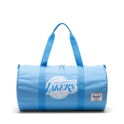 Herschel Sutton Mid 600D Poly Duffle - LA Lakers - Front - Off The Hook Montreal