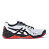 Asics 1041A045 Gel Challenger 12 White / Black - side view - available at off the hook montreal