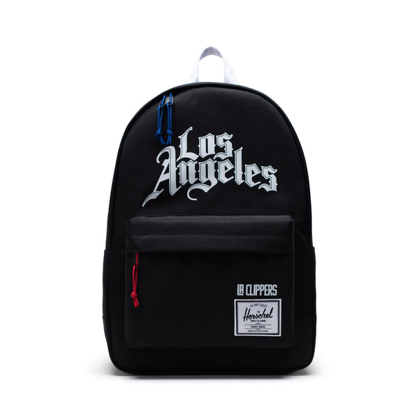 Herschel Poly Backpack - LA Clippers - Front - Off The Hook Montreal