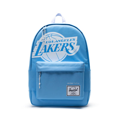 Herschel Poly Backpack - LA Lakers - Front - Off The Hook Montreal