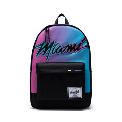 Herschel Poly Backpack - Miami Heat - Front - Off The Hook Montreal