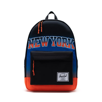 Herschel Poly Backpack - New York Knicks - Front - Off The Hook Montreal
