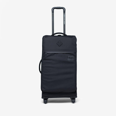 Herschel Highland Medium Luggage - Black - Front - Off The Hook Montreal