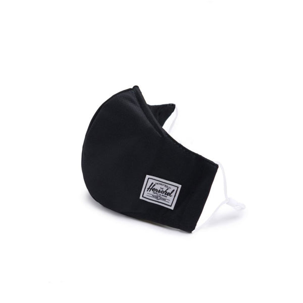 Classic Fitted Face Mask Black OS