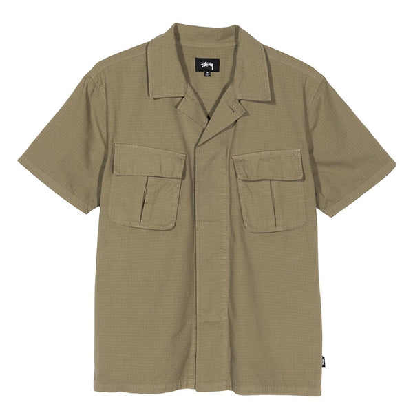 Jungle S/S Shirt Olive