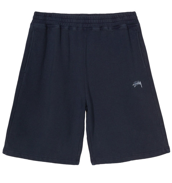 Stock Fleece Short Navy