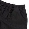 short court jacquard stussy nylon noir oth off the hook
