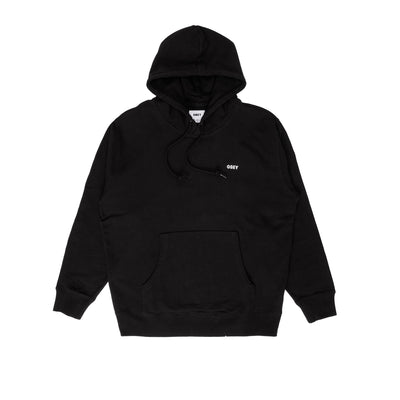 obey 112470122 Floating Hood - men's - black - front - available at off the hook montreal #color_black