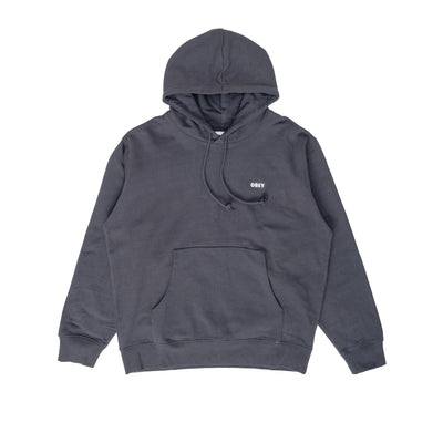 obey 112470122 Floating Hood - men's - ash grey - front - available at off the hook montreal #color_french-navy
