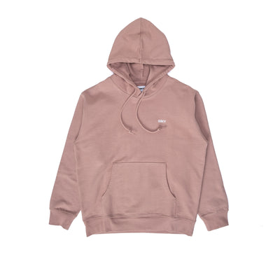 obey 112470122 Floating Hood - men's - ash grey - front - available at off the hook montreal #color_gallnut