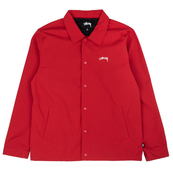 Classic Coach Jacket Red