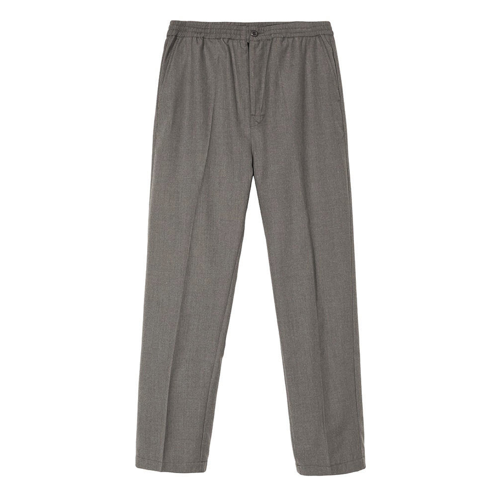 Stussy 116379 Bryan Pant Grey - vue de face - disponible à off the hook montreal