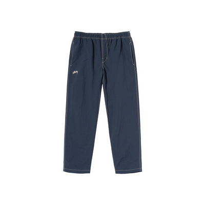 Stussy Folsom Beach Pant - Navy - Front - Off The Hook Montreal #color_navy