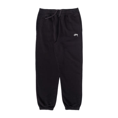 116481 Stock Logo Pant - front - black - available at off the hook montreal #color_black