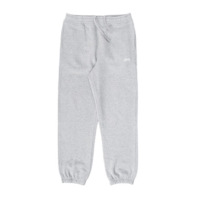 116481 Stock Logo Pant - front - grey heather - available at off the hook montreal #color_grey-heather