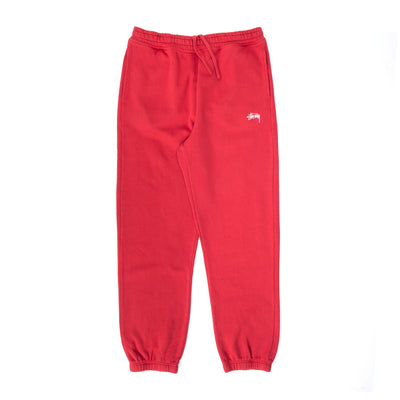 116481 Stock Logo Pant - front - red - available at off the hook montreal #color_red