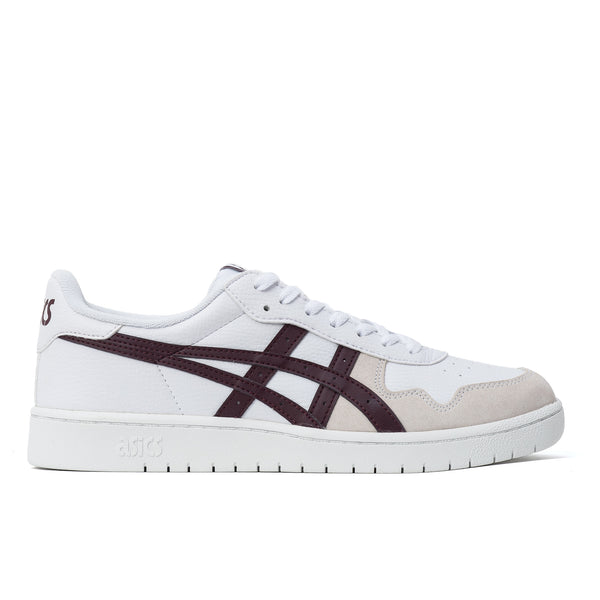 The JAPAN S shoes are based on one of our throwback offerings from 1981. This reworked iteration is formed with a low-top silhouette that's complete with a court-inspired toe box and throwback colorways. stripe white deep mars burgundy red off the hook oth sneakers shoes canada boutique 1191A328