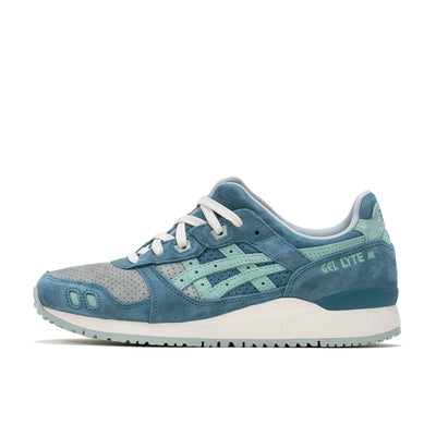Asics Gel Lyte III - OG  Misty Pine / Seafoam - Side - Off The Hook Montreal