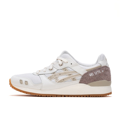 Asics Gel Lyte III OG - Earth Day Cream / Putty - Side - Off The Hook Montreal