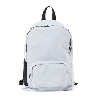 RAINS Ultralight Daypack - Ash - Front - Off The Hook Montreal