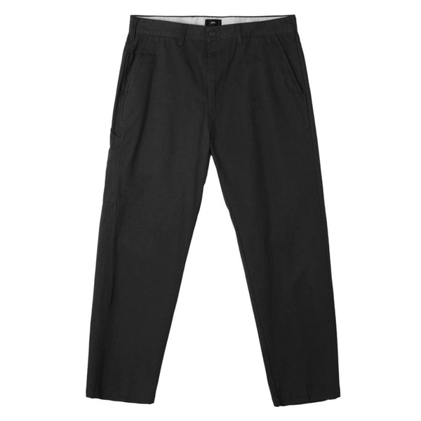 OBEY Hardwork Carpenter Pant II Black available at off the hook Montreal