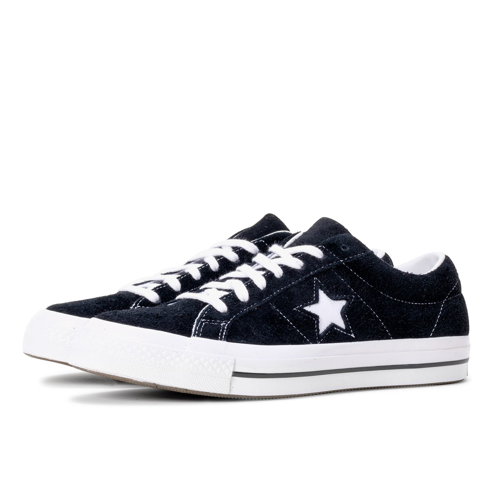 Converse One Star OX - Black - 45deg - Off The Hook Montreal