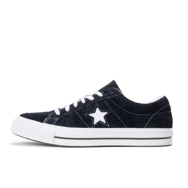 Converse One Star OX - Black - Side- Off The Hook Montreal