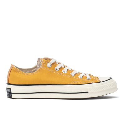 Converse Chuck 70 OX Lo Top - Sunflower / Black / Egret - Side - Off The Hook Montreal