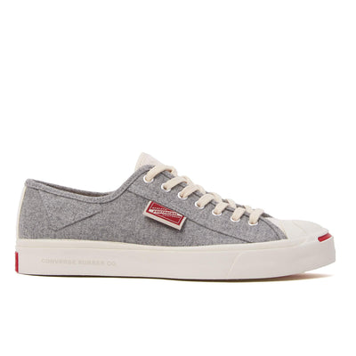 Converse Jack Purcell Foot Patrol OX - Vapor Blue / Steel Frey - Side - Off The Hook Montreal