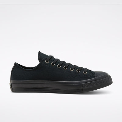 Chuck 70 Ox Black/Black - men's