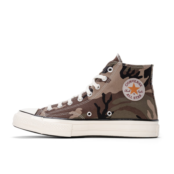 Converse Carhartt WIP - Cover Green / Dark Earth - Side1 - Off The Hook Montreal