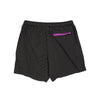 obey easy relaxed short shorts nore black grid checker off the hook oth streetwear